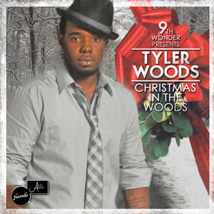 Tyler Woods : Christmas CD Packaging and Design