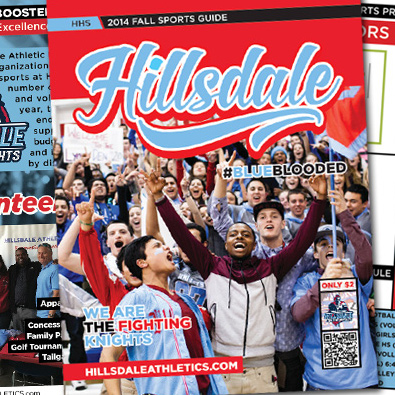 Hillsdale High School | Fall Athletic Guides