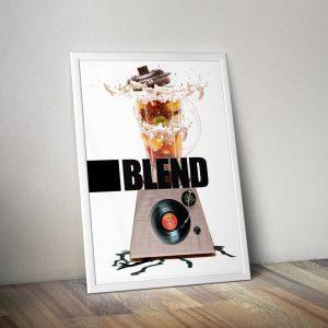 BLEND-POSTER